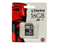 Karta pamięci SDHC 16GB Kingston