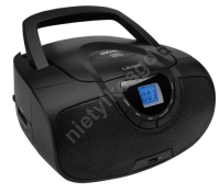 Boombox Lauson CP434 radioodtwarzacz CD CD-RW MP3